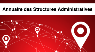 Annuaire des Structures Administratives